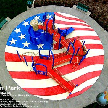 freedom park overhead